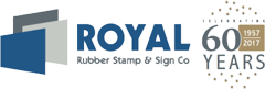 Royal Rubber Stamp & Sign Co